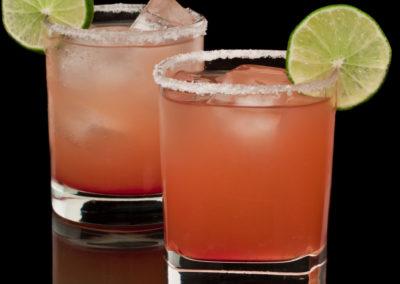 Skinny Coconut Pomegranate Margarita for Cinco de Mayo