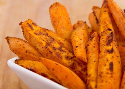 Best Sweet Potato Recipe: Fries Edition