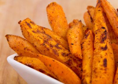 Best Sweet Potato Recipe: Fries Edition
