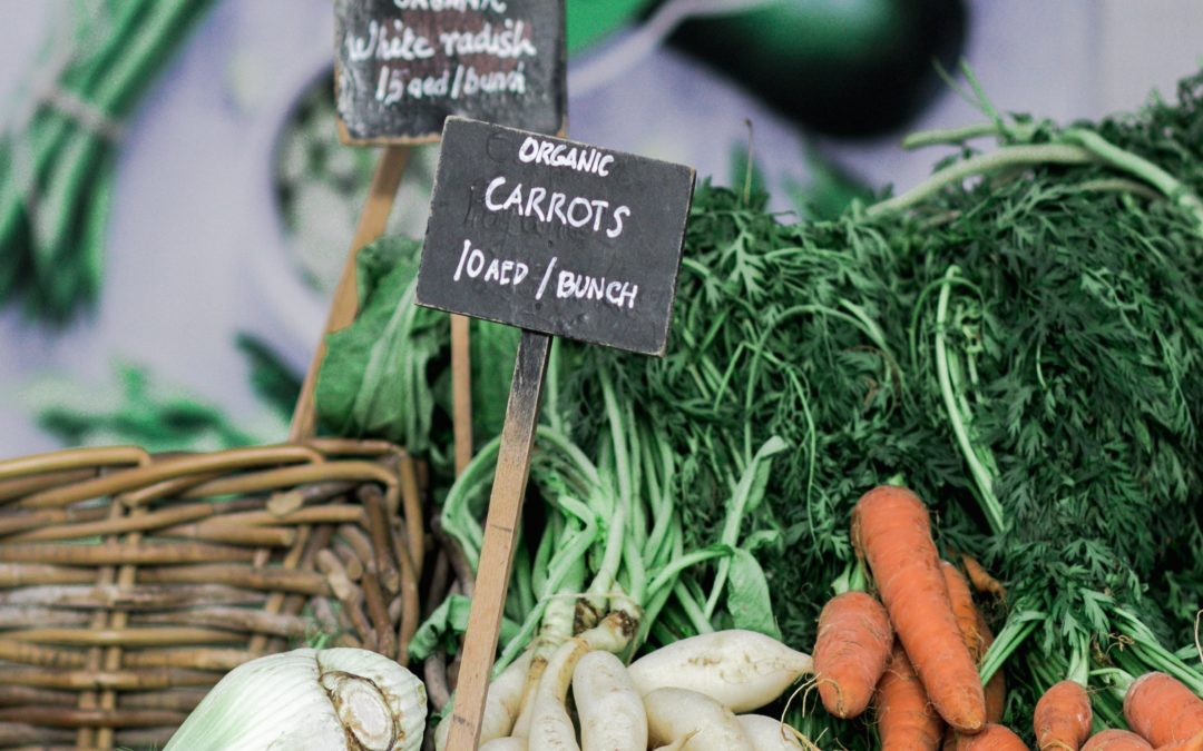 Eating Organic Food: Why it Matters & How to make it Affordable & Accessible